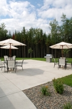 Best Western - Outdoor Seating