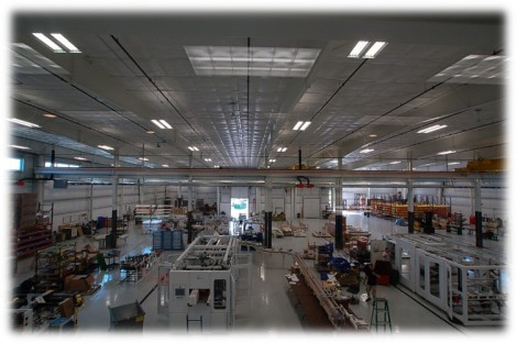 Infinity Machine & Engineering, Interior - De Pere, WI